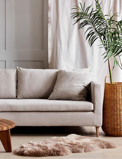 Read: Linen Sofa Tips