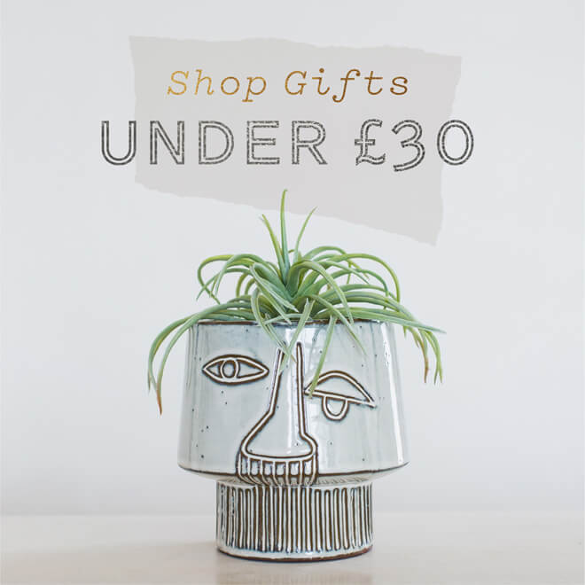 Shop Gifts Under £30