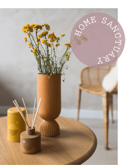 Read our top tips for making your home feel like a sanctuary