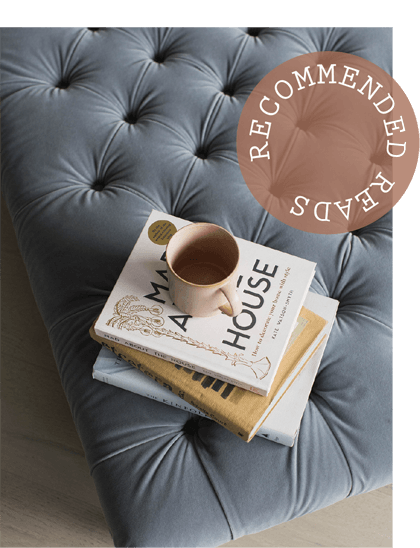 Discover our favourite books for home inspiration