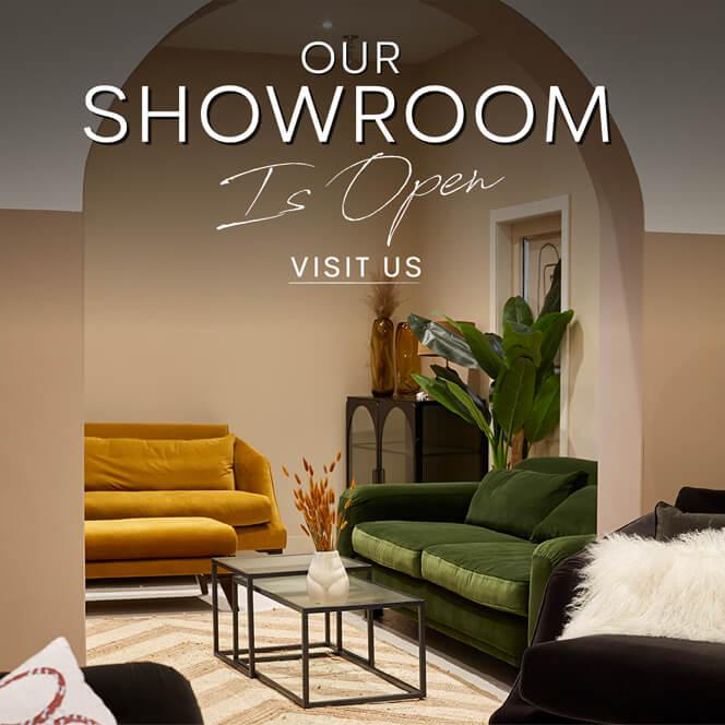 Showroom Re-Opening