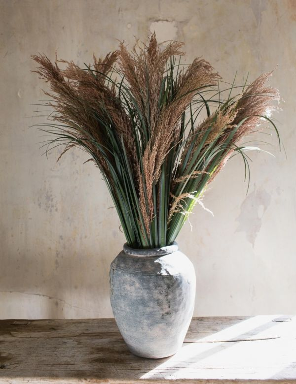 Abigail Ahern Faux Pink Pampas Grass