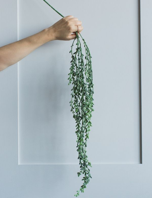 Abigail Ahern Faux String of Pearls Stem