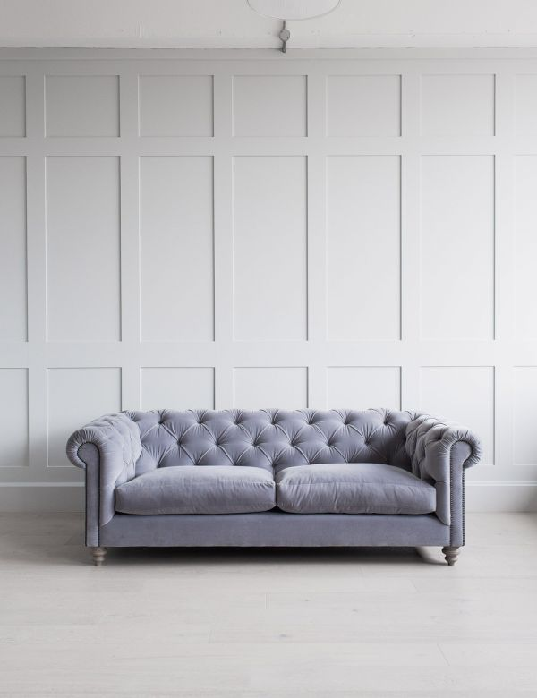 Albert Chesterfield Sofa