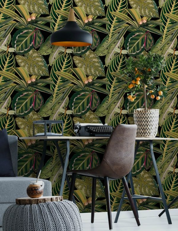 Mind The Gap Wallpaper Collection - Amazonia