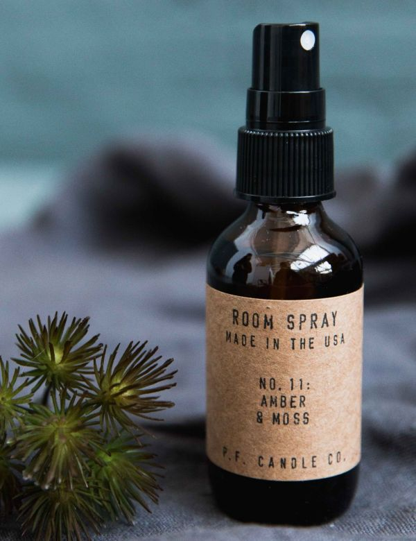P.F Candle Co. No. 11 Amber & Moss Room Spray