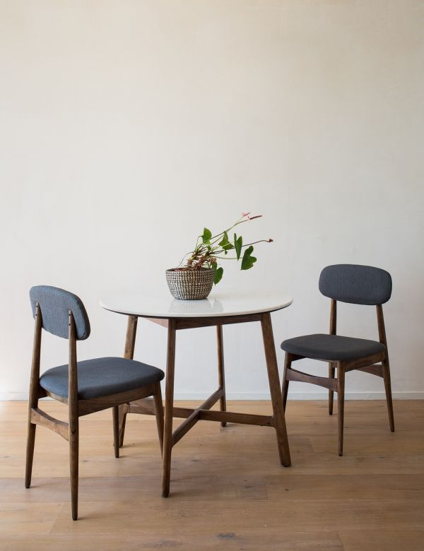 Barcelona Round Marble Dining Table