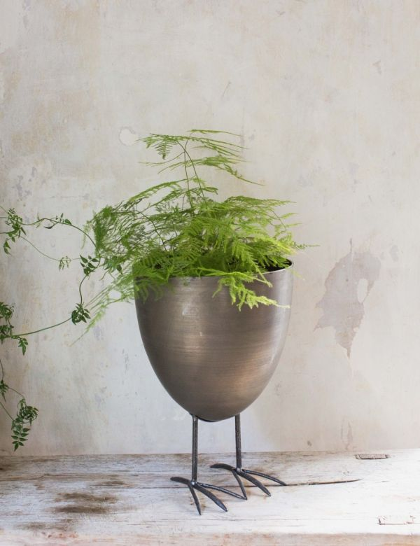 Bird Feet Planter