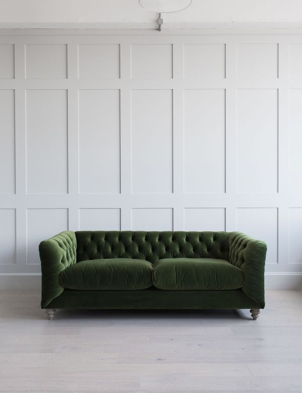 Hugo Chesterfield Sofa