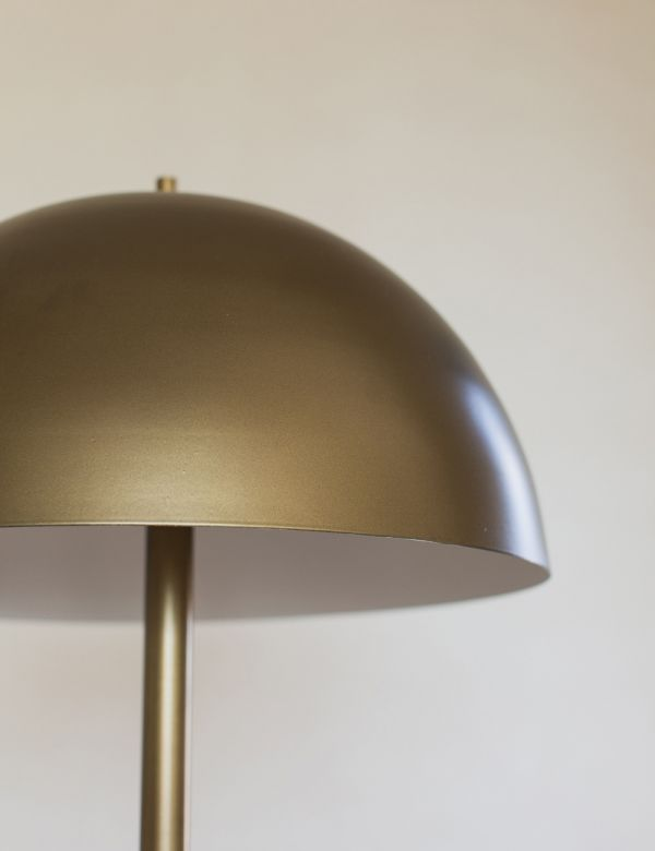 Iseo Antique Brass Table Lamp