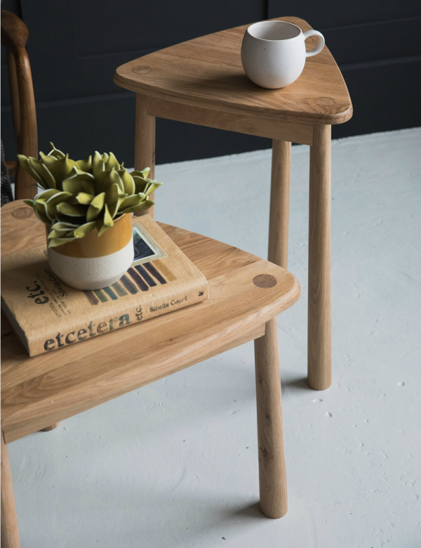 Nesting Nordic Side Tables