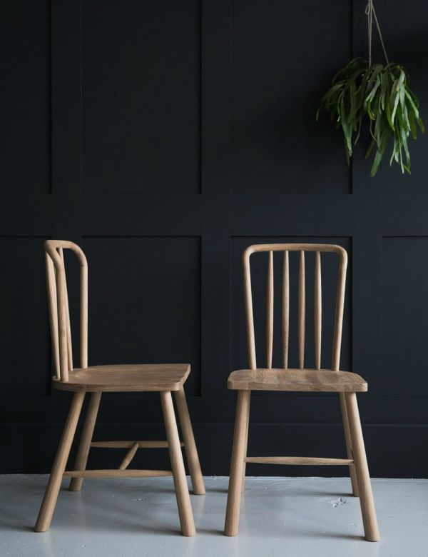 Nordic Wooden Dining Chairs