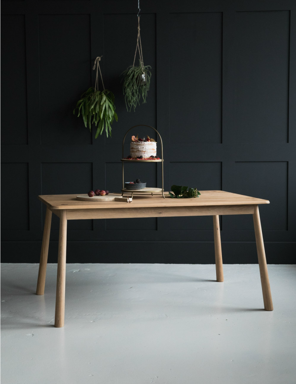 Nordic Wooden Dining Table