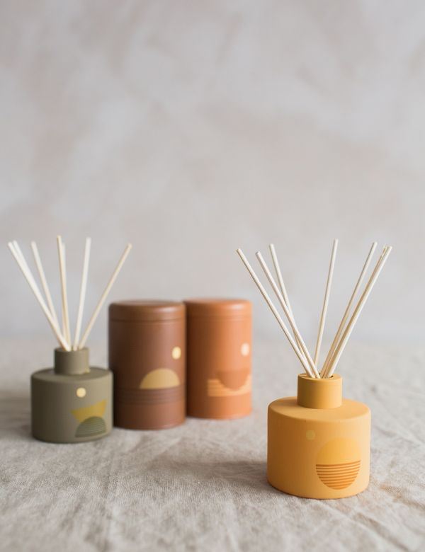P.F Candles Golden Hour Reed Diffuser