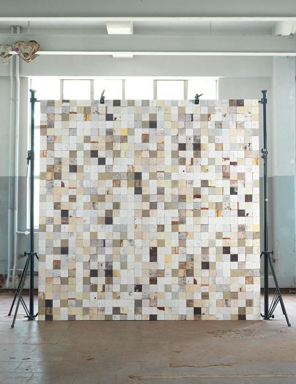 Scrapwood Wallpaper PHE-16 by Piet Hein Eek 9m Roll