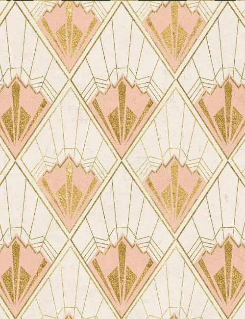 Mind The Gap Wallpaper Collection - Revival Taupe