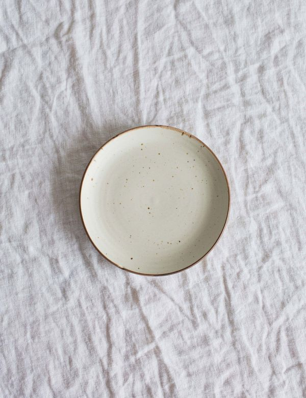 Speckled Ceramic Side Plate
