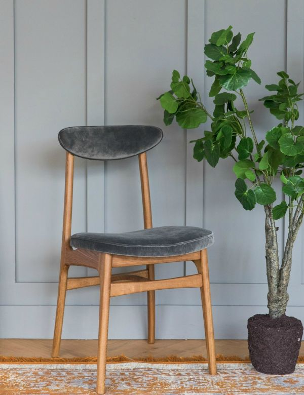 Halas Dining Chairs - Set of 2