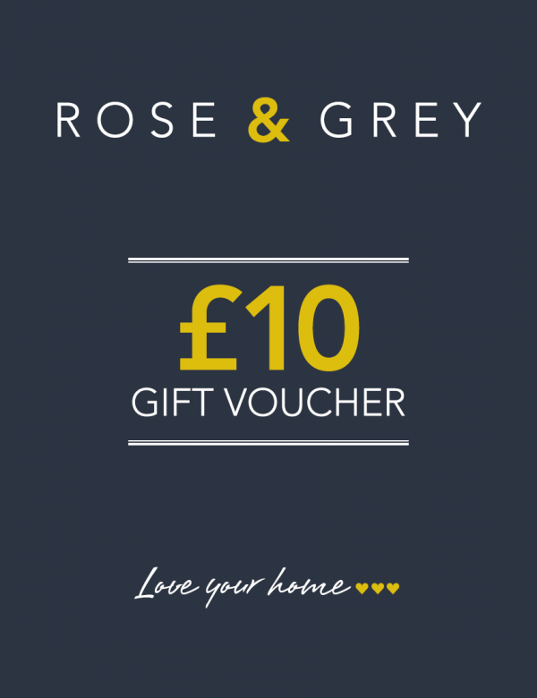 Rose & Grey £10 Gift Voucher