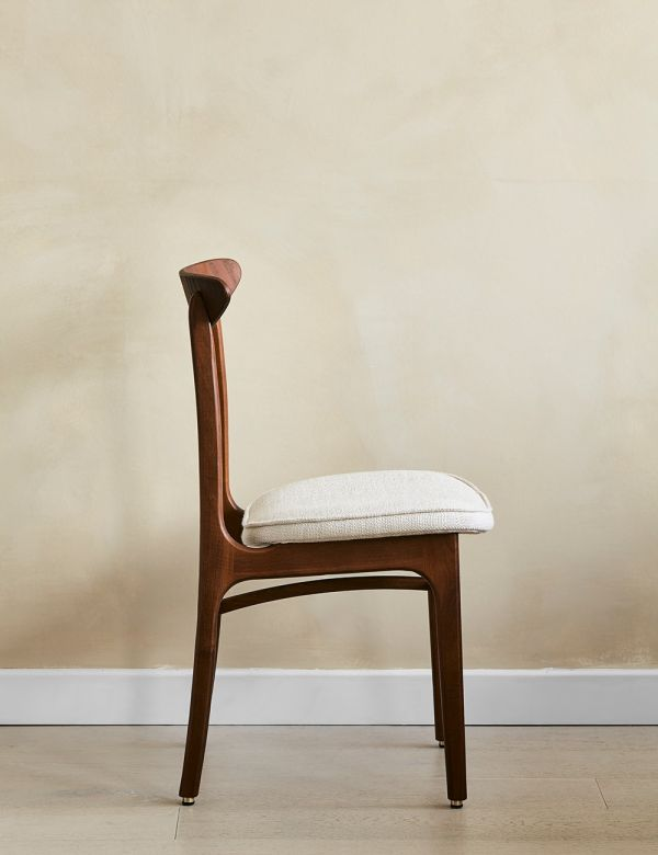 Halas Wooden Back Chair