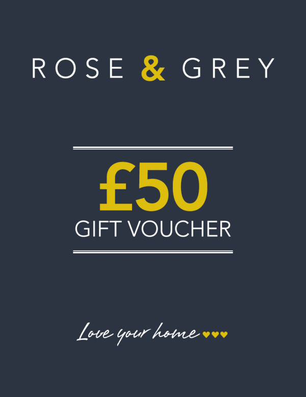 Rose & Grey £50 Gift Voucher