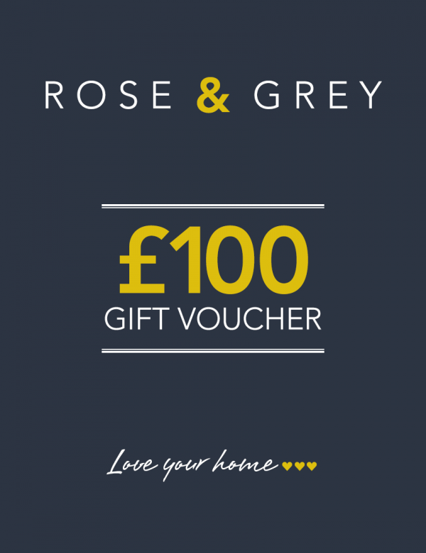 Rose & Grey £100 Gift Voucher