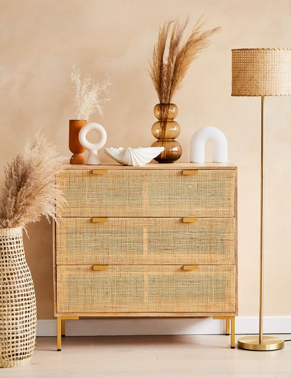 Bardot Webbed Chest of Drawers
