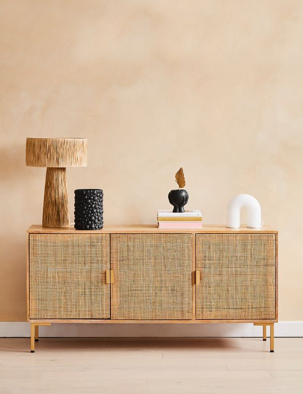 Bardot Webbed Large Sideboard