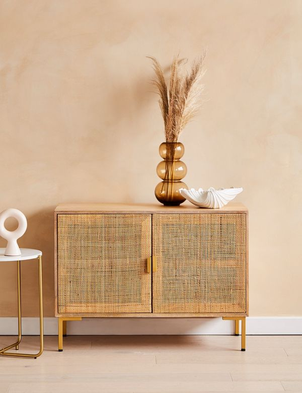 Bardot Webbed Small Sideboard