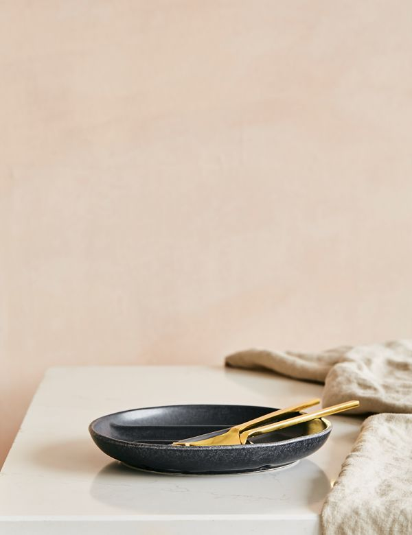 Charcoal Branch Nibble Platter