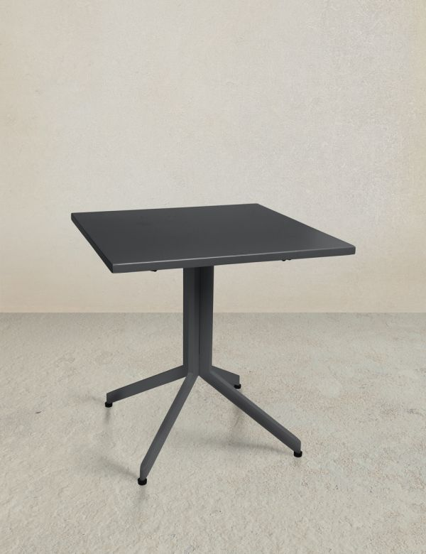 Copenhagen Black Outdoor Table