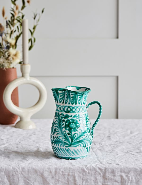 Decorative Jug - Verde