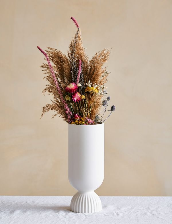 Dried Flower Bouquet - Country Garden