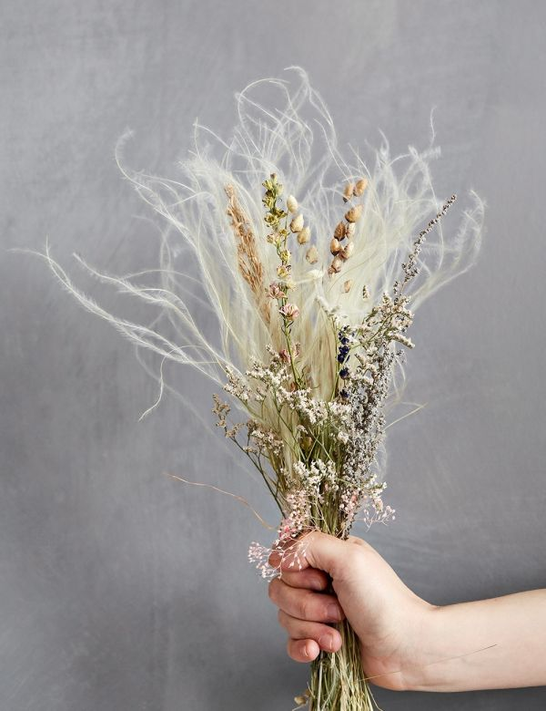 Dried Flower Bouquet - Meadow