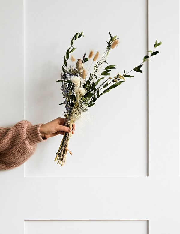 Dried Flower Bouquet - Spring