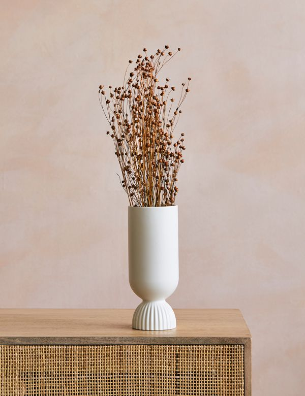 Dried Grasses - Rust Flax