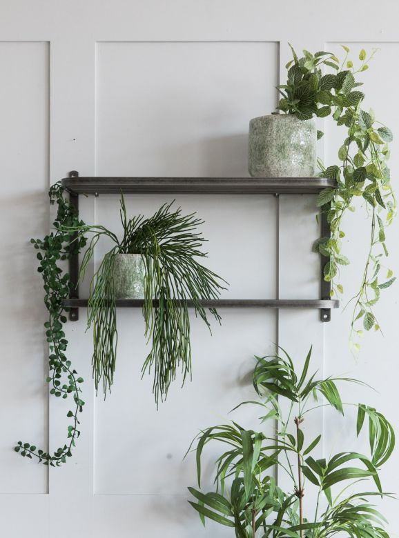 Farringdon Steel Wall Shelf