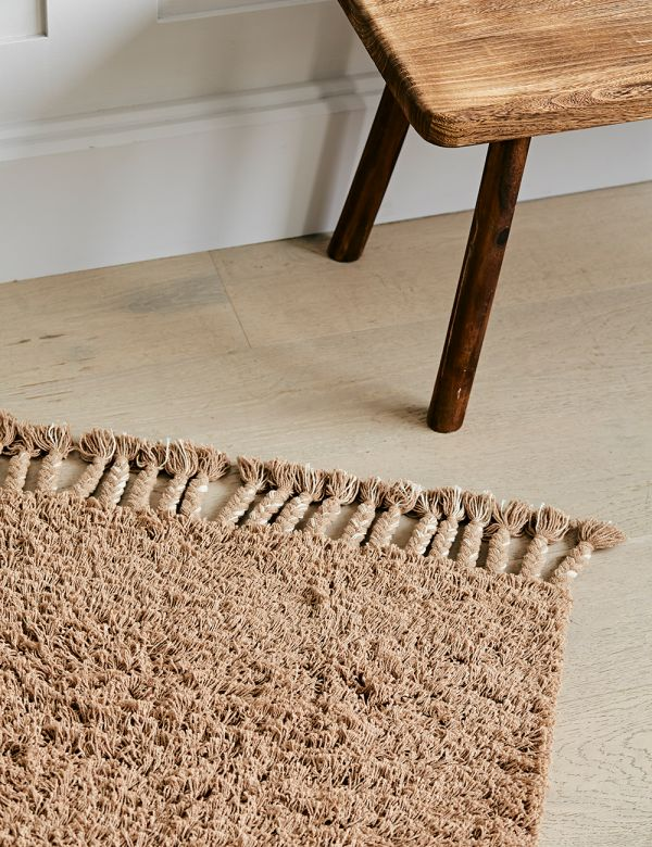 Ferm Living Amass Long Pile Mat