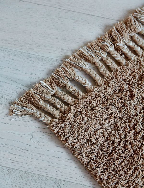 Ferm Living Amass Long Pile Runner Rug