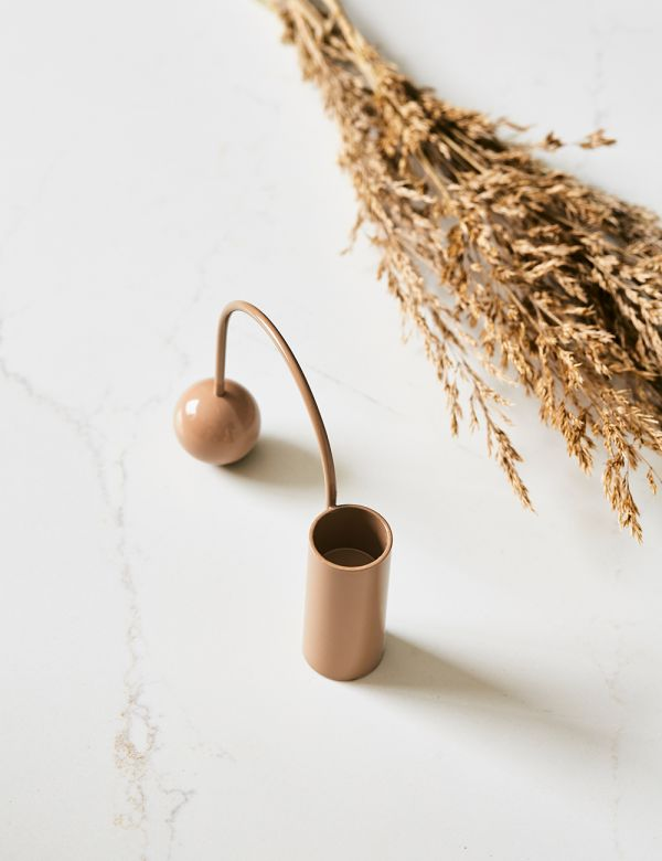 Ferm Living Balance Candle Holder - Beige