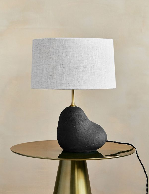 Ferm Living Hebe Lamp Base - Small Black