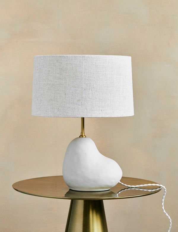 Ferm Living Hebe Lamp Shade - Small Natural