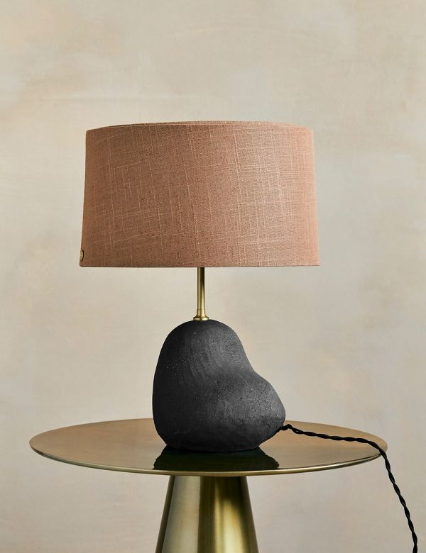 Ferm Living Hebe Lamp Shade - Small Terracotta