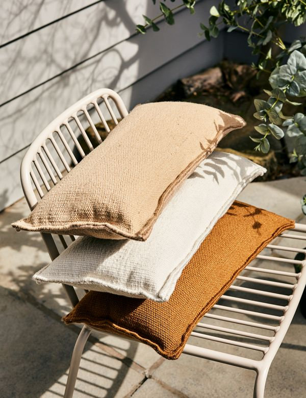Ferm Living Off White Desert Outdoor Cushion