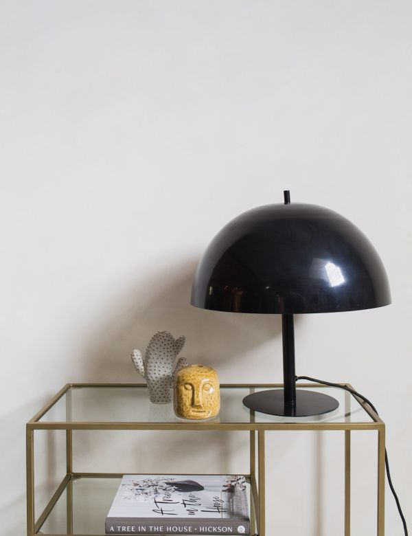 Iseo Black Table Lamp