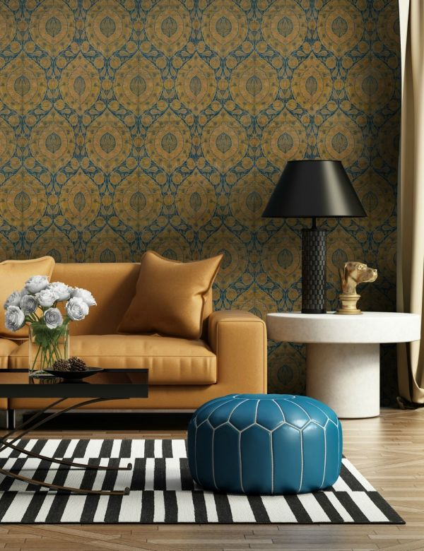 Mind The Gap Wallpaper Collection - Kaftan