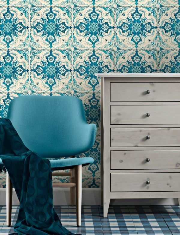 Mind The Gap Wallpaper Collection - Longwy