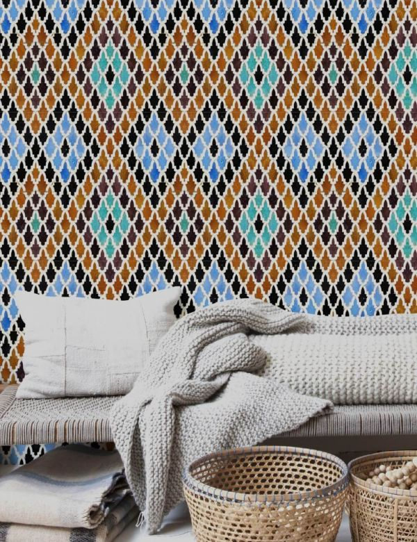 Mind The Gap Wallpaper Collection - Medersa El-Attarine