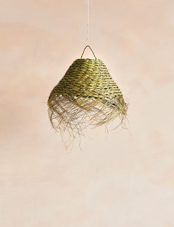 Medium Palm Leaves Lamp Shade