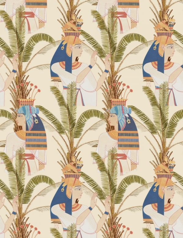 Mind The Gap Wallpaper Collection - Egyptian Queens